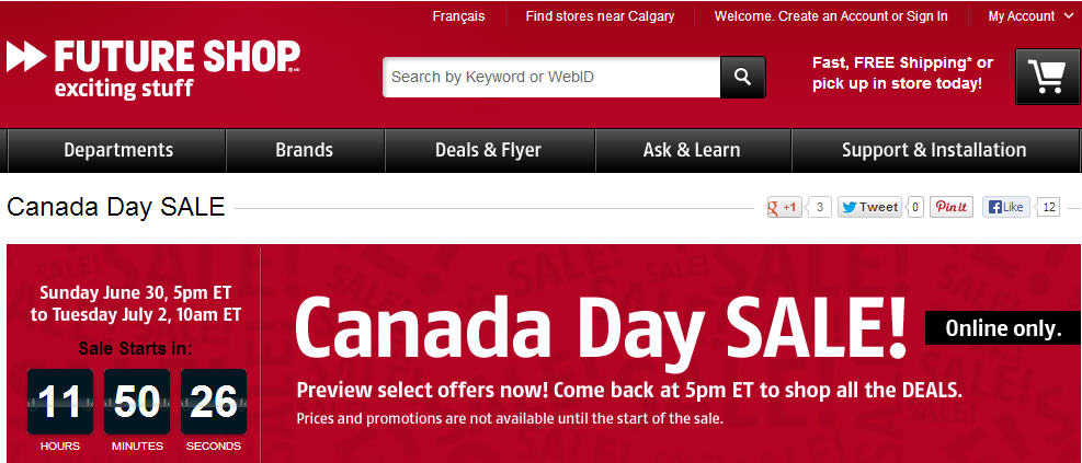 how to start online sales canada