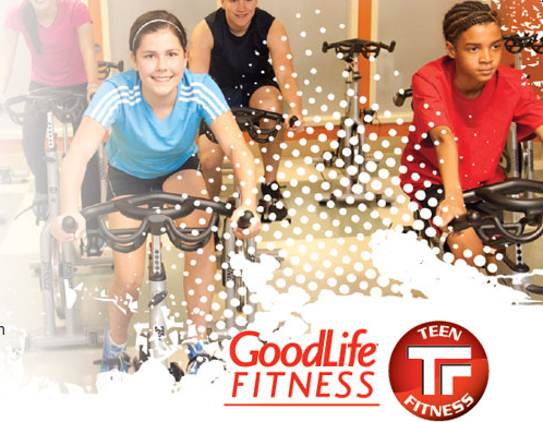 Goodlife Fitness Free Gym Membership For Teens This Summer
