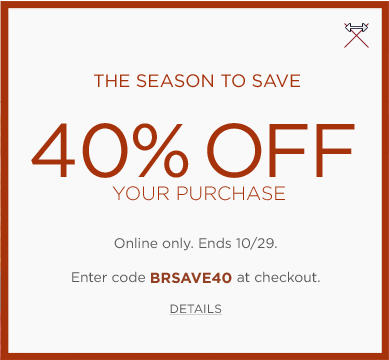40% Off Online Purchase Promo Code (Oct 28-29) | Vancouver Deals Blog