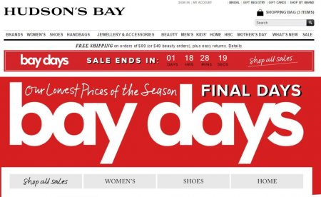 TheBay Flash Sale - Bay Days + Save an Extra 15 Off Almost Anything Promo Code (Apr 27)