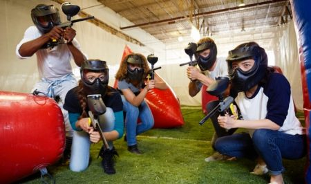 Richmond Indoor Paintball